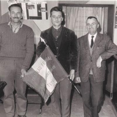 champions  Tarn-et-Garonne pétanque en 1963