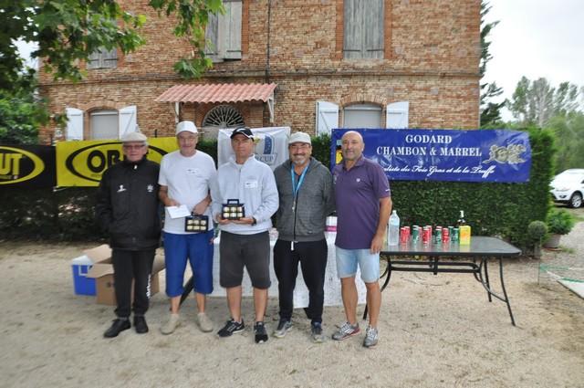 les gars de Montauban et Campsas vainqueurs de la pétanque