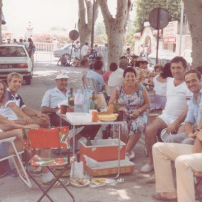 La Marseillaise à pétanque en 1983