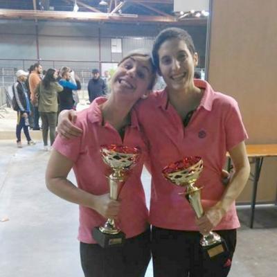 Les Gourdonnaises ont triomphé au National de Martigues 2017