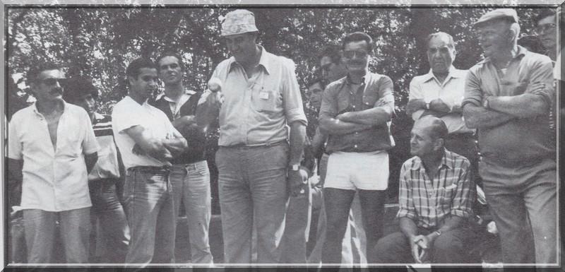 Pierre Brocca petanqueur jongleur a Montauban