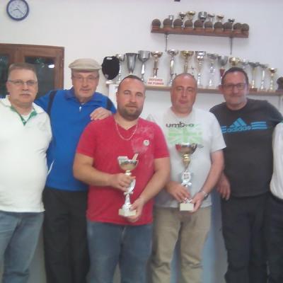 saramon gers Gourdon vainqueurs 2017