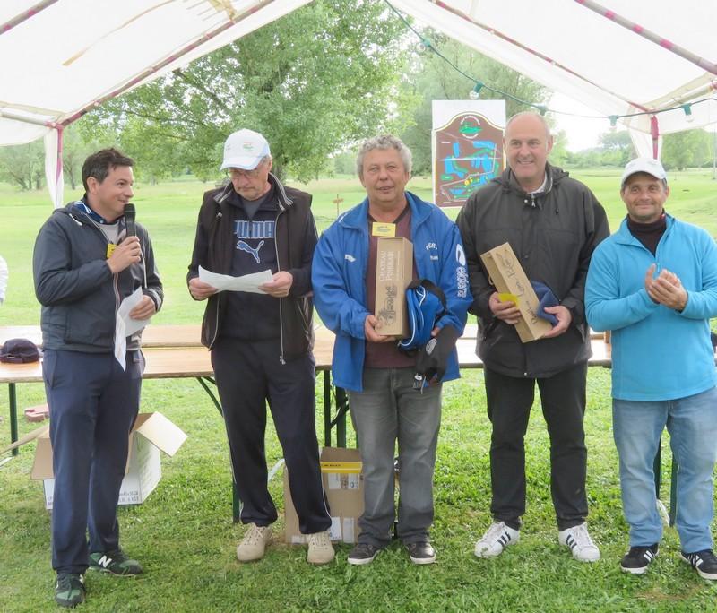 équipe 10 pétank-golf 2019