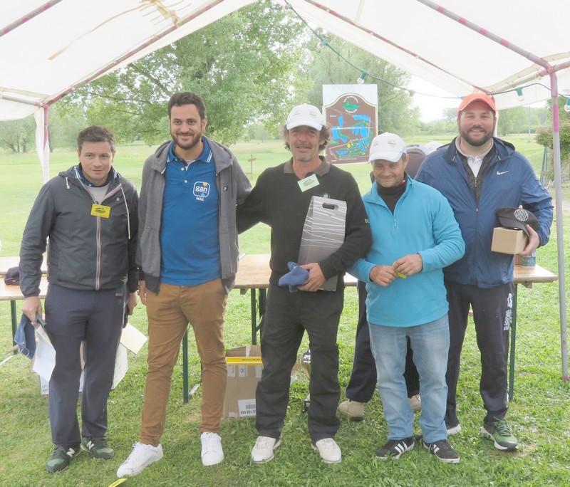équipe 12 pétank-golf 2019
