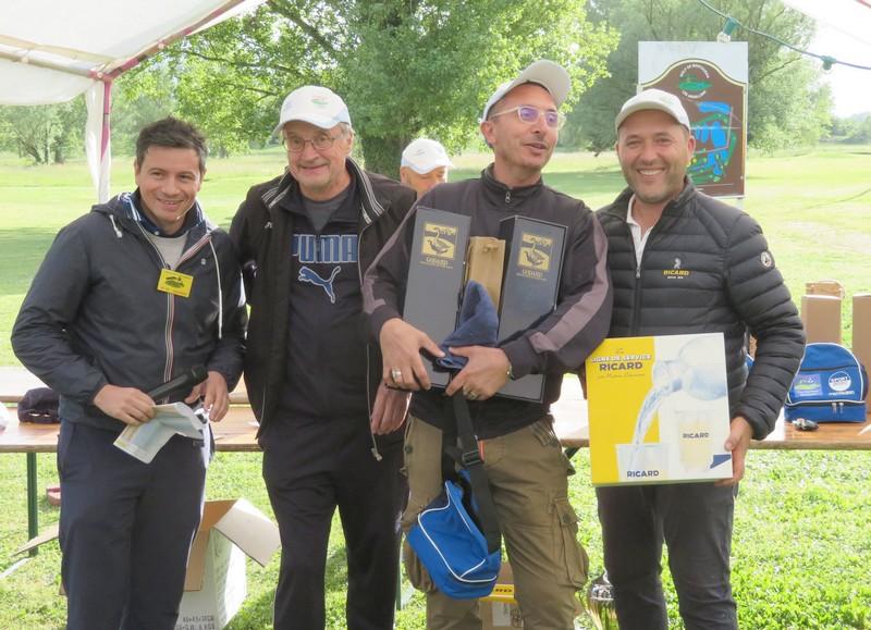 équipe 6 pétank-golf 2019