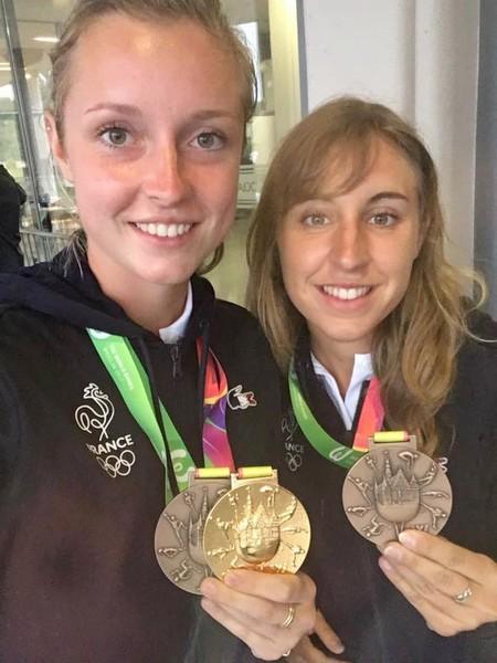 Anna medaille bronze jeux mondiaux