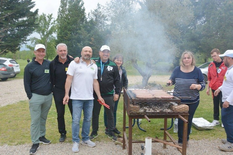 Barbeuc pétank-golf 2019