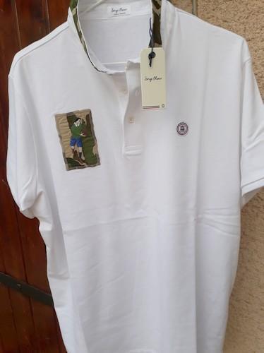 Serge Blanco habille le staff du 4ème Pétank-golf en 2020