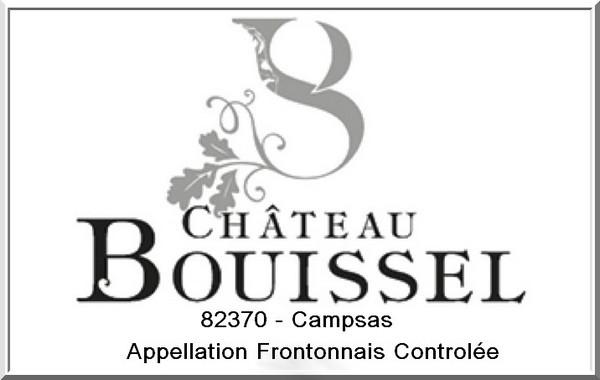 Bouissel campsas logo pétank-golf 2020