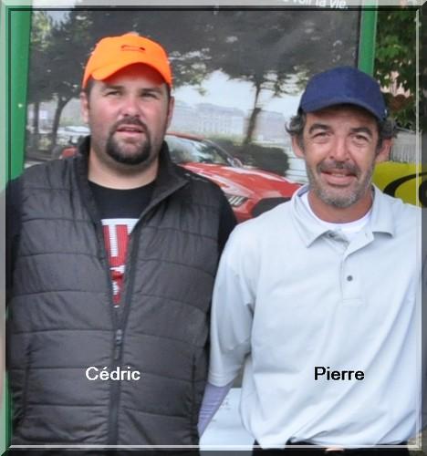 Cedric Chamalet pierre Poujol Pétank-Golf