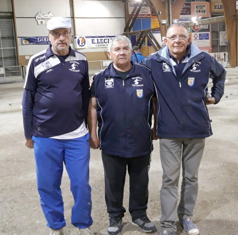 Champions veterans 2019 Team-Godard Vétérans