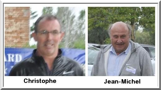 Christophe Darous Jean-Michel Ferrand pétank-golf 2018