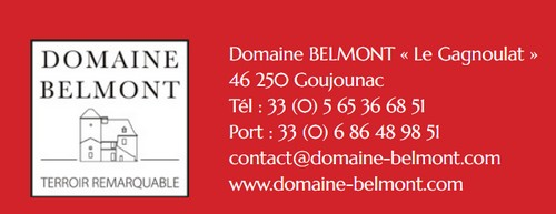 Domaine belmont pétank-golf 2019