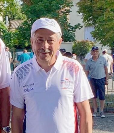 Fazzino équipe de france vétérans albéna 2019