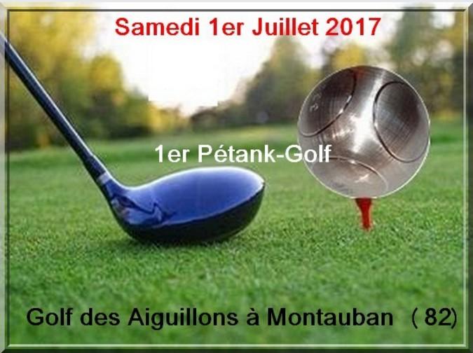 Image petanque golf
