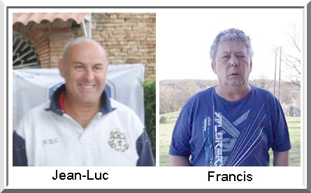 Jean luc Cayre francis  Linstruiseur pétank-Golf 2018