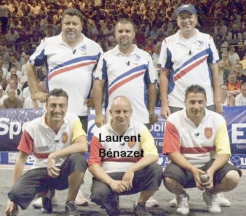 Laurent benazeth
