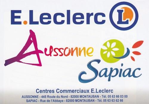 Leclerc Montauban pétank-golf 2019