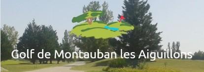 Logo golf aiguillons lieu Pétank-Golf