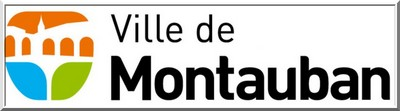Logo mairie montauban pétank-golf 2019
