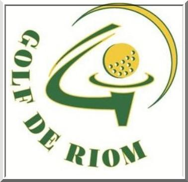 Logo golf de Riom pétank-golf 2020