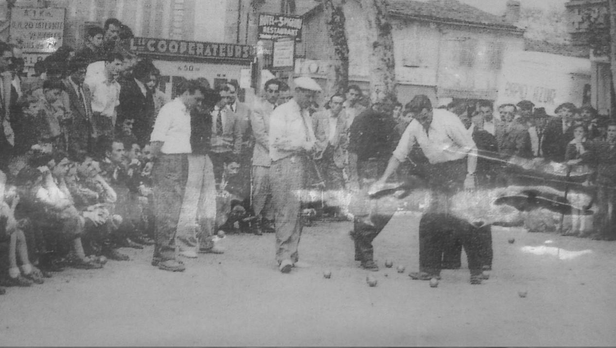 Rond montauban 1960