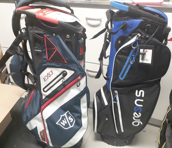 Sac golf TGH pétank-golf 2019