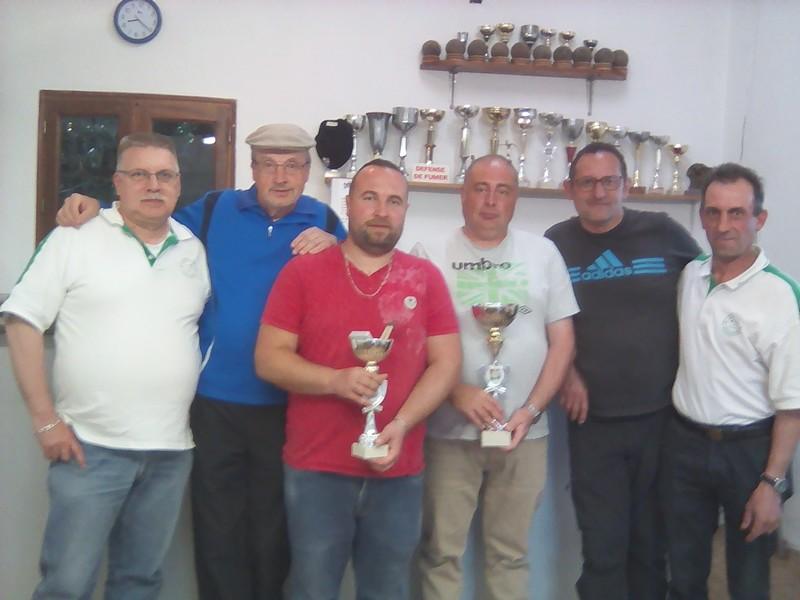 Saramon vainqueurs 2017