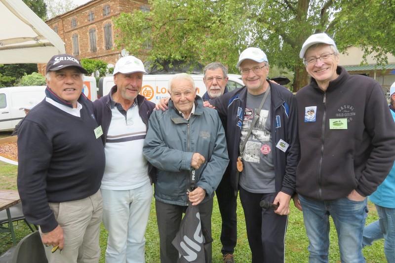 Scavino pétank-golf 2019