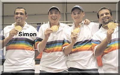 Simon Suchaud Lamour Lacroix cdum 2005 pétank-golf
