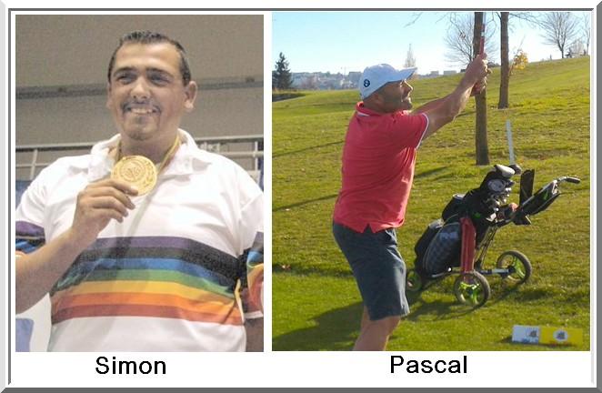 Simon Cortes pascal Gargaros Pétank-Golf