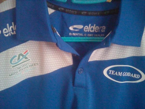 T shirt Godard Crédit Agricole