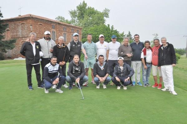 une pléiade de champions au Pétank-Golf