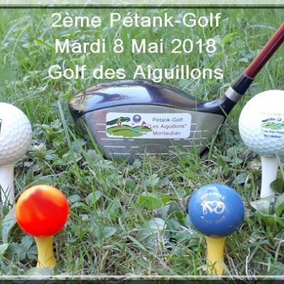affiche petank-golf 2018