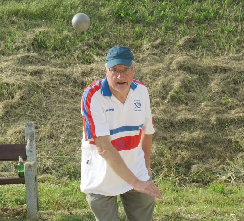 CL au tir pétank-golf