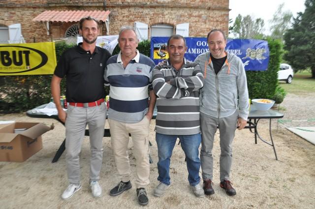 Les Pétank-Golfeurs des Landes