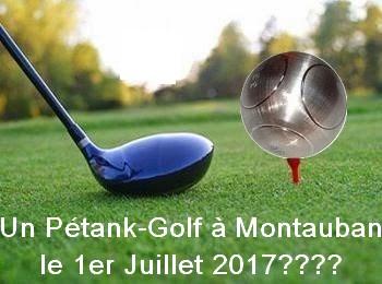 golf et petanque à Montauban